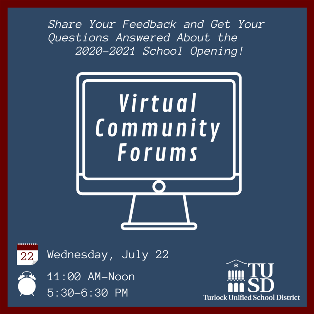 Virtual Community Forum